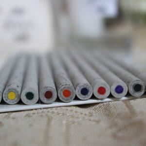 Plantable Seed Color Pencils